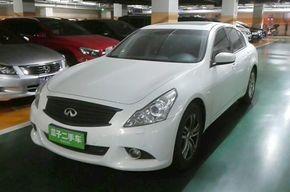 英菲尼迪G系列 2013款 G25 Sedan 豪华运动版(进口)