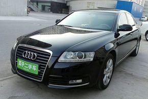 奥迪A6L 2009款 2.4L 舒适型