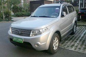 北汽北京BW007 2011款 2.0L 两驱都市舒适版