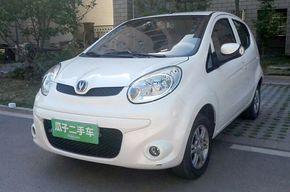 长安奔奔mini 2012款 1.0L 手动亲情版 国IV