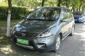 东风风行景逸 2012款 LV 1.5L AMT豪华型