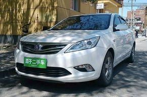长安逸动 2012款 1.6L 手动舒雅型 国IV