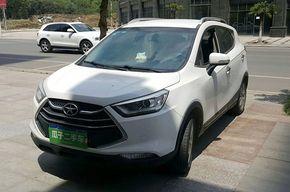 江淮瑞风S3 2014款 1.5L CVT豪华智能型