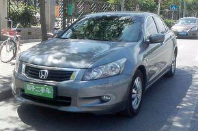 本田雅阁 2010款 2.4L LX