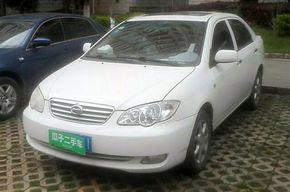 比亚迪F3 2009款 1.5L 智能白金版豪华型GLX-i