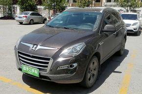 纳智捷大7 SUV 2014款 2.2T 四驱旗舰型