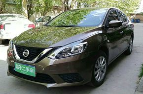日产轩逸 2016款 1.6XE CVT舒适版