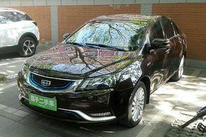 吉利帝豪 2016款 三厢 EV 尊贵型