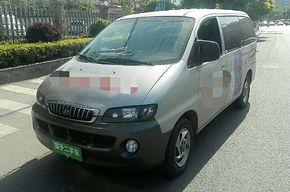 江淮瑞风 2012款 2.0L穿梭时光版HFC4GA3