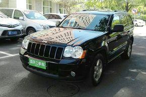 Jeep大切诺基 2008款 3.7L(进口)
