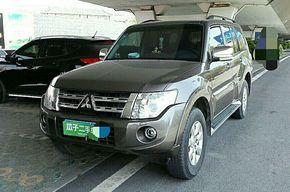 三菱帕杰罗 2012款 3.0L 精英版(进口)