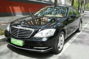 奔驰S级 2010款 S 300 L 豪华型(进口)