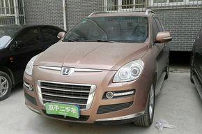 纳智捷大7 SUV 2011款 2.2T 四驱旗舰型