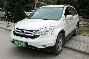 本田CR-V 2010款 2.0L 自动两驱都市版