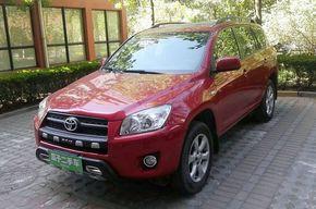 丰田RAV4 2010款 2.0L 自动豪华升级版