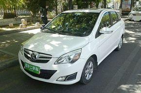 北京汽车E系列 2013年E150手动天窗1.5排量
