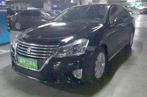 丰田皇冠 2012款 2.5L Royal Saloon尊贵版