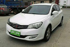 荣威350 2013款 350S 1.5L 自动迅达版