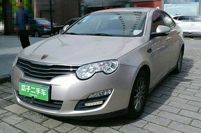 荣威550 2012款 550 1.8L 自动超值版
