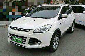 福特翼虎 2013款 1.6L GTDi 四驱精英型