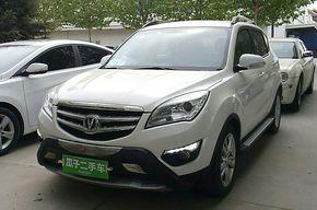 长安CS35 2012款 1.6L 手动豪华型 国IV