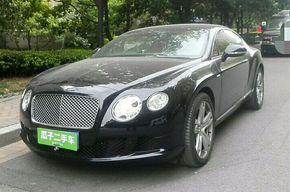 宾利欧陆 2013款 新欧陆 6.0T  GT W12