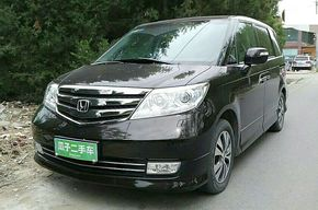本田艾力绅 2012款 2.4L VTi-S尊贵版