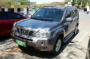 日产奇骏 2010款 2.0L 手动舒适版 4WD