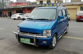 铃木北斗星 2011款 1.4L 手动标准1型