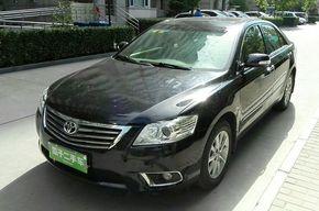 丰田凯美瑞 2009款 240G 豪华版
