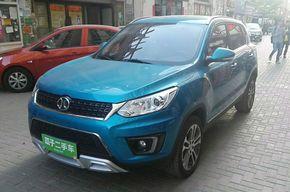 北汽绅宝绅宝X35 2016款 1.5L 自动豪华版