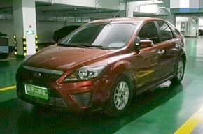 福特福克斯 2011款 两厢 1.8L 手动舒适型