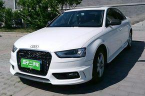 奥迪A4L 2013款 35 TFSI 自动标准型