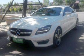 奔驰CLS级AMG 2013款 AMG CLS 63