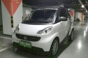 Smartsmart fortwo 2011款 1.0 MHD 硬顶标准版