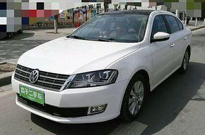 大众朗逸 2013款 1.6L 自动舒适版