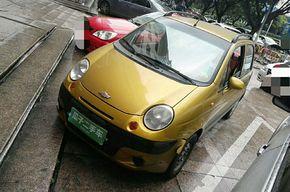雪佛兰乐驰 2010款 1.0L P-TEC手动优越型