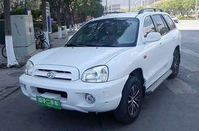 华泰圣达菲经典 2012款 2.0L 汽油手动两驱舒适型