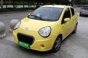 吉利熊猫 2009款 1.3L 自动无敌版