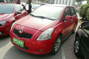 长城炫丽 2009款 1.5VVT CVT豪华型