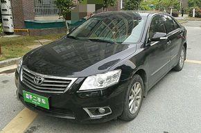 丰田凯美瑞 2010款 240G 豪华版
