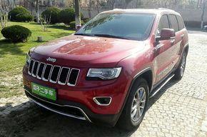 Jeep大切诺基 2014款 3.6L 精英导航版(进口)