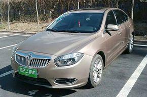 中华H530 2011款 1.6L 手动豪华型