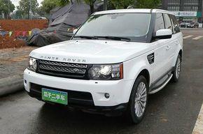 路虎揽胜运动版 2013款 3.0 TDV6 柴油版(进口)