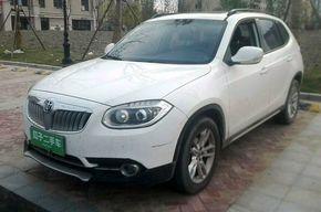 中华V5 2012款 1.5T 自动两驱运动型