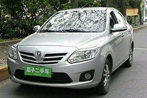 长安悦翔V3 2012款 1.3L 手动豪华型 国IV