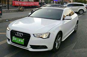 奥迪A5 2012款 2.0TFSI Coupe(进口)
