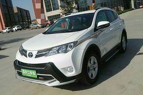 丰田RAV4 2013款 2.0L CVT两驱都市版