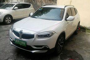 中华V5 2014款 1.6L 自动舒适型