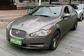 捷豹XF 2012款 XF 3.0L V6豪华版